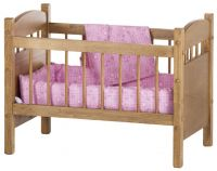 Handmade Crib for Baby Dolls