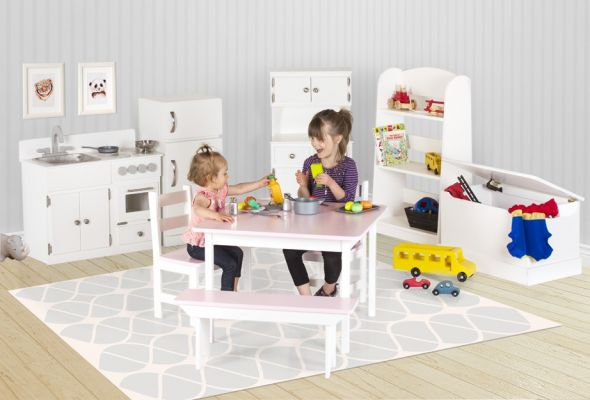 Amish Made Daycare Kitchen Playset