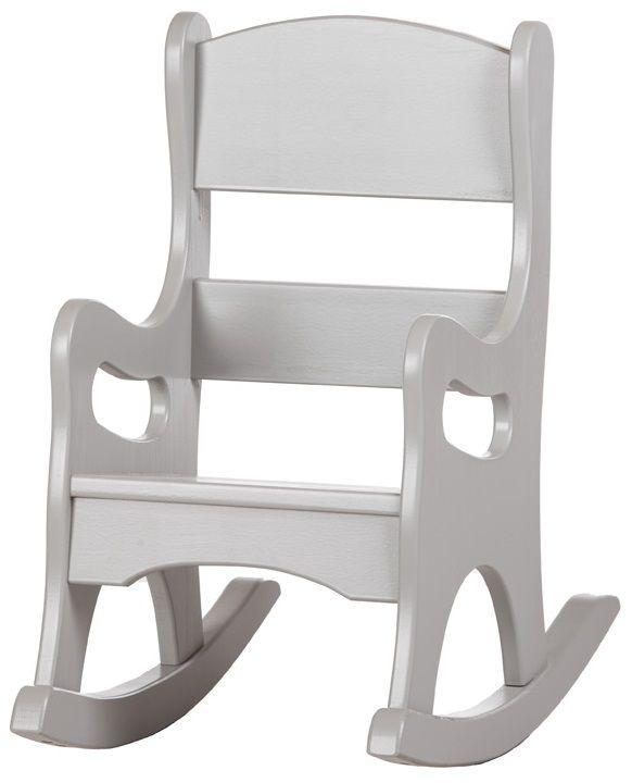 Pink Toddler Rocking Chair