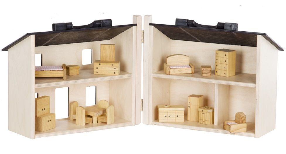 Amish Made Doll House