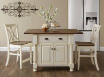 Bella Vista Kitchen Island Set