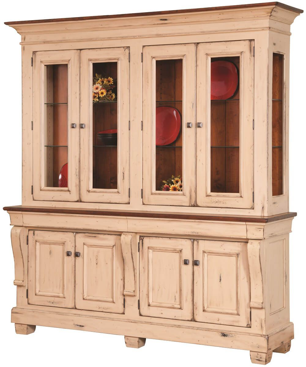 Cary 4-Door Dining Hutch
