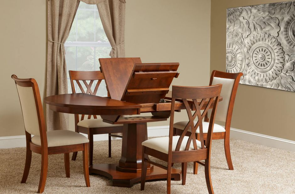 Cary Dining Room Seating Set - Countryside Amish Furniture