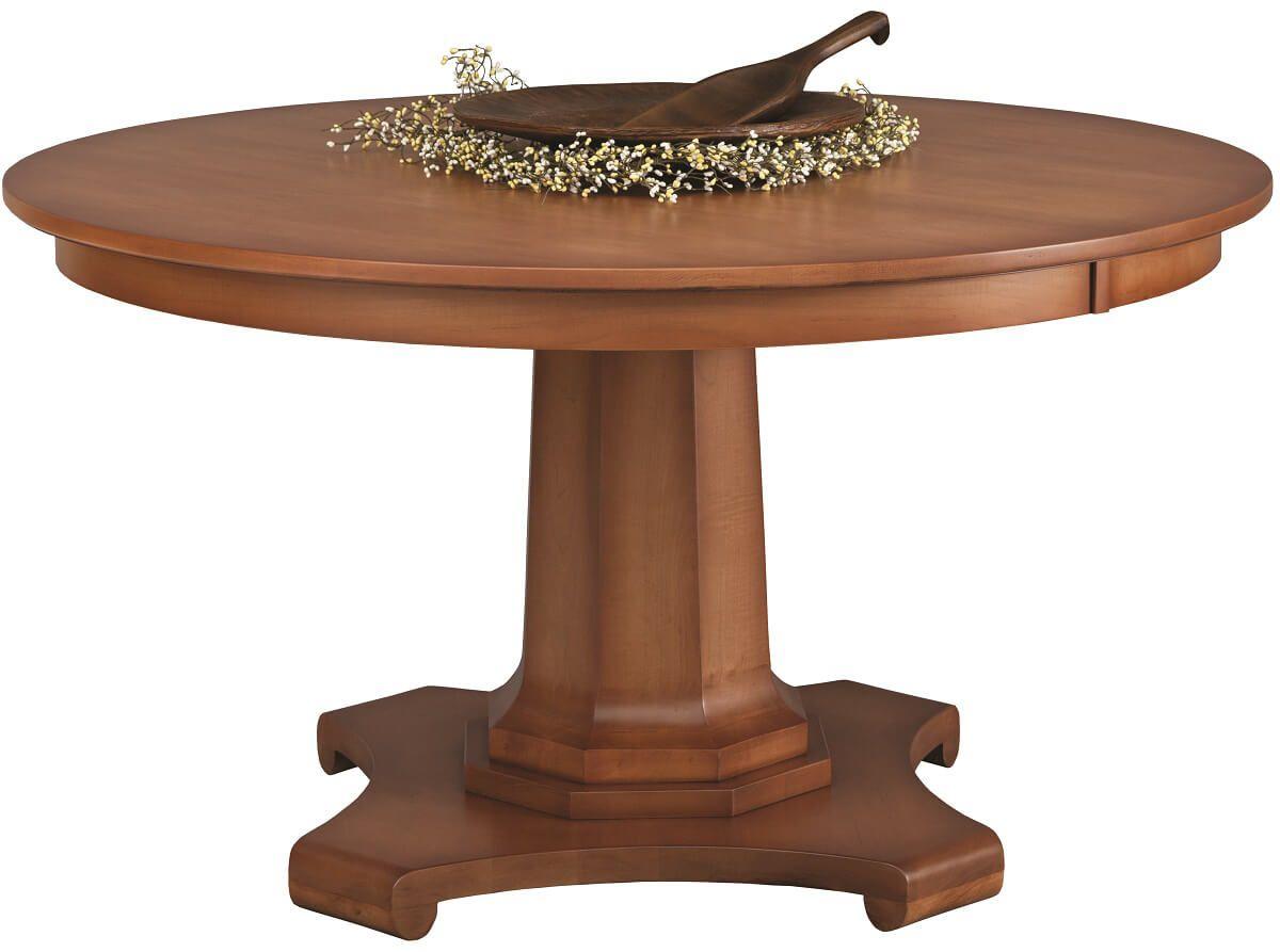 Cary Single Pedestal Table