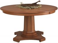 Cary Single Pedestal Table