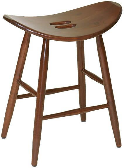 Danville Saddle Stool