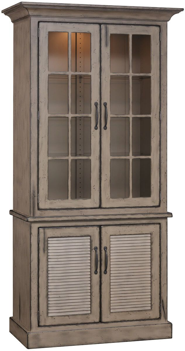 Fitchburg 2-Door Hutch