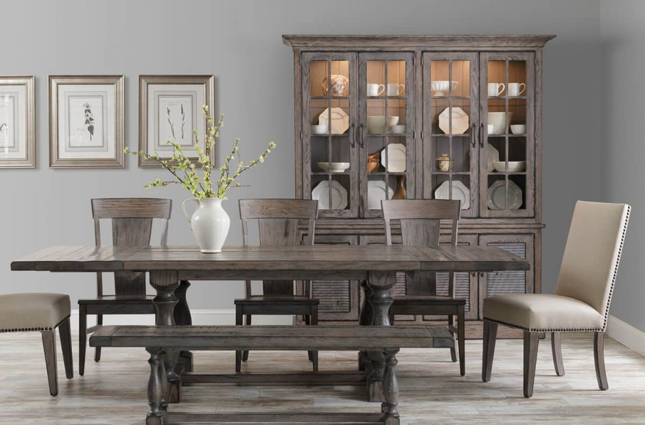 Fitchburg Farmhouse Dining Room Set - Countryside Amish ...
