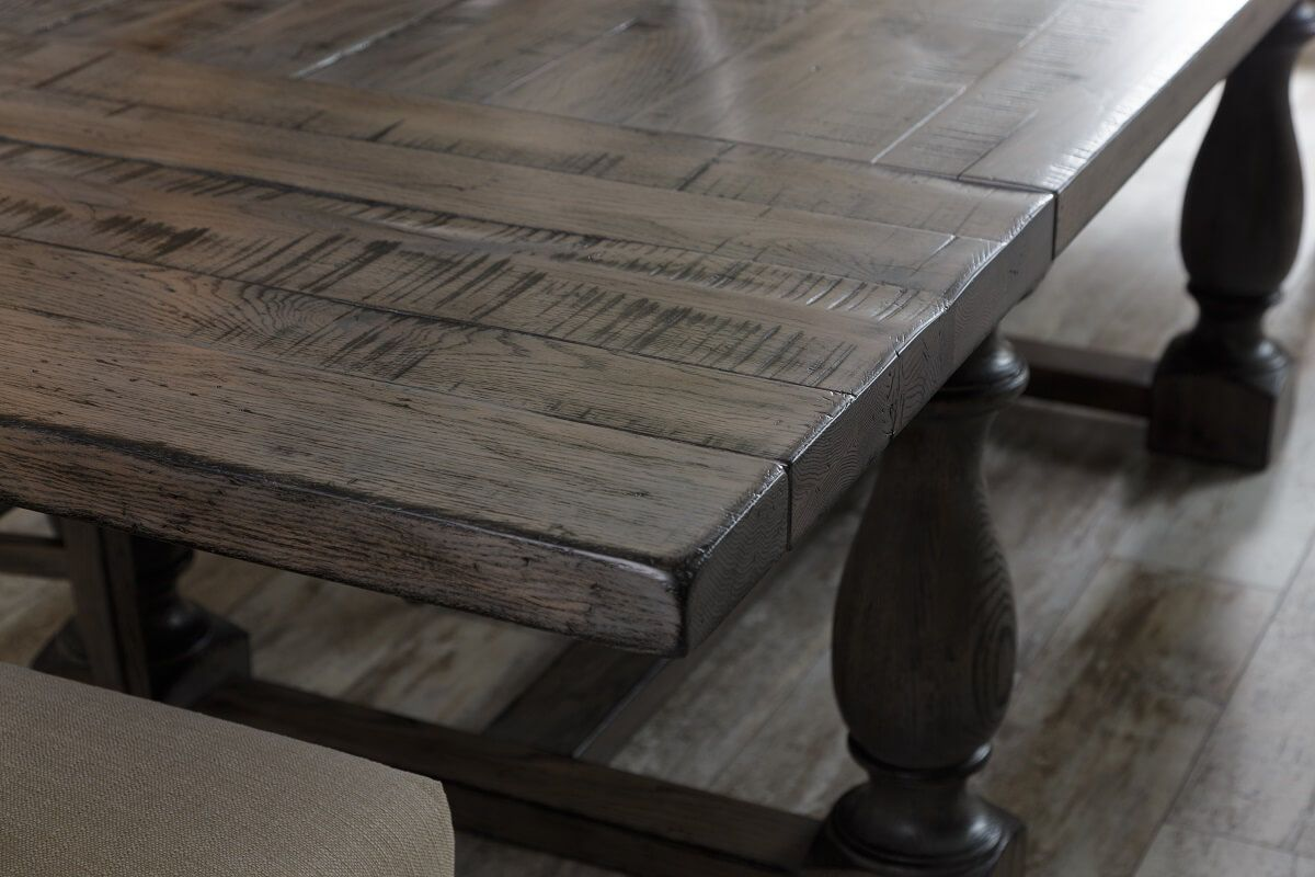 Extension Leaf Added to Table