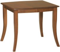 Gallatin Butterfly Leaf Pub Table