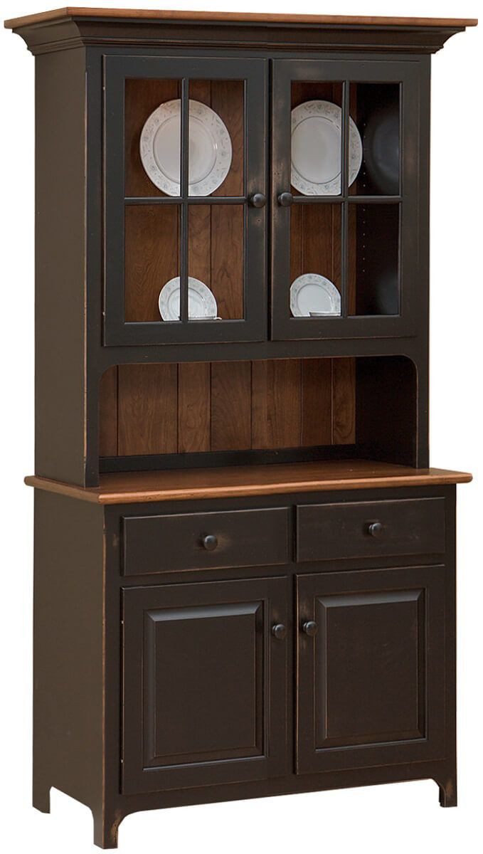 Huntington 2-Door Hutch