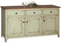 Huntington 3-Door Buffet
