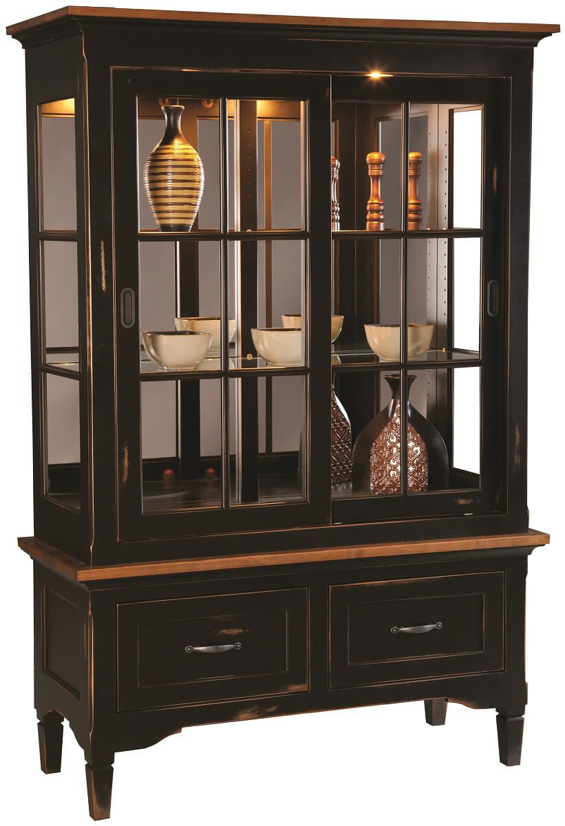 Kearny 2-Drawer Hutch