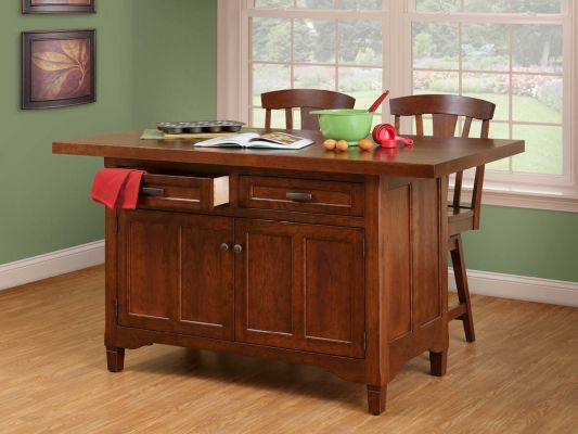 Shown with Kearny Kitchen Island