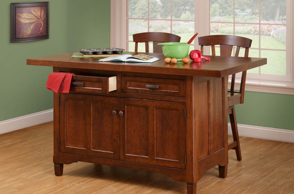 Kearny Dining and Kitchen Set image 3