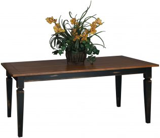 Dining Room Tables With Leaves butterfly leaf tables - countryside amish furniture