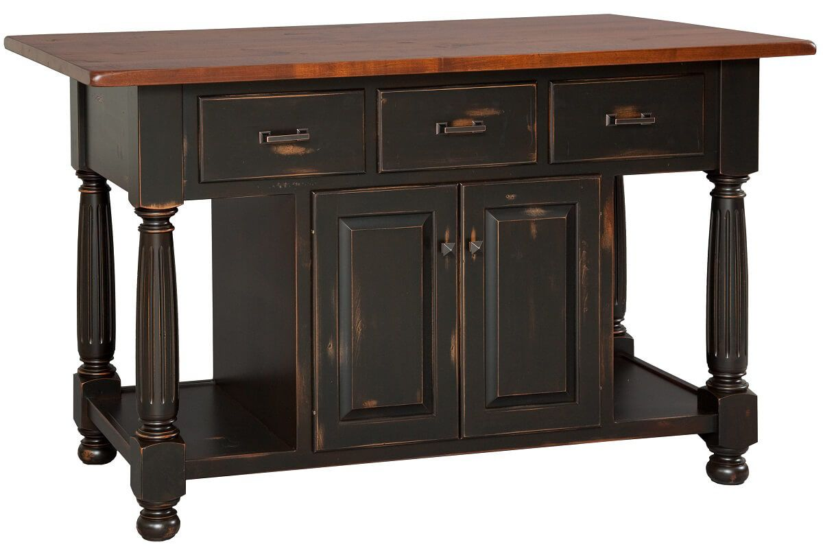 Shown with Painted Finish