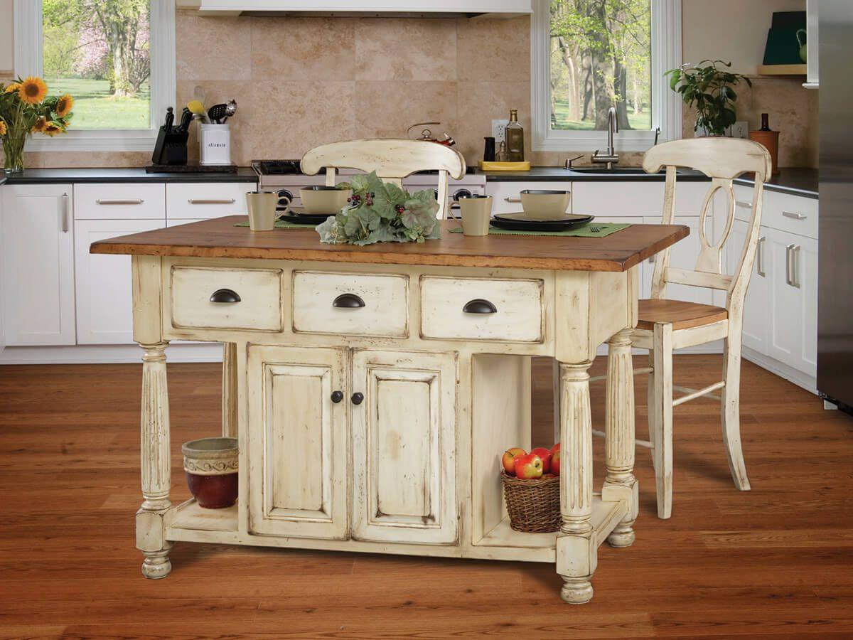 Louvre Kitchen Island Set