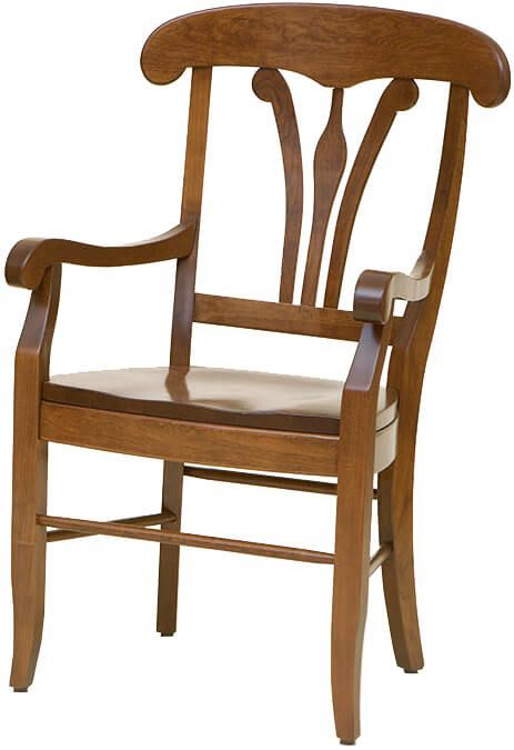 Lugosi French Country Arm Chair