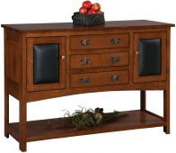 Nevada Mission Sideboard