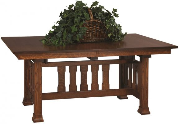 Nevada Trestle Table