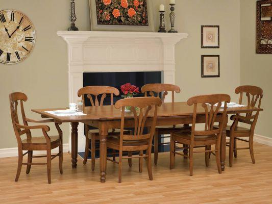 Astonishing Salida Refectory Table Interior Design Ideas Gentotthenellocom