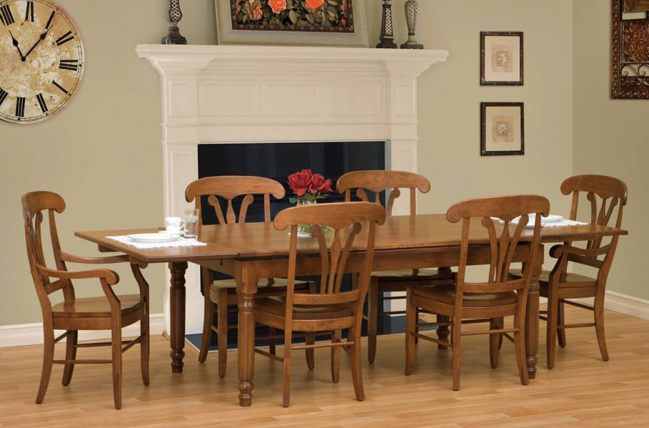 Salida Refectory Dining Set image 1