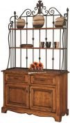 Sedalia Buffet with Iron Top