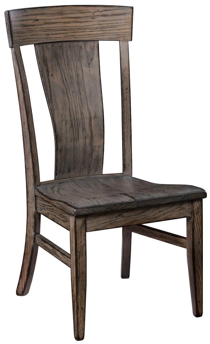 Oak Modern Dining Chair