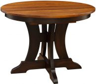 West Fargo Pedestal Table