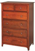 Huntington 6-Drawer Chest of Drawers