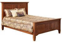 Kearny Panel Bed