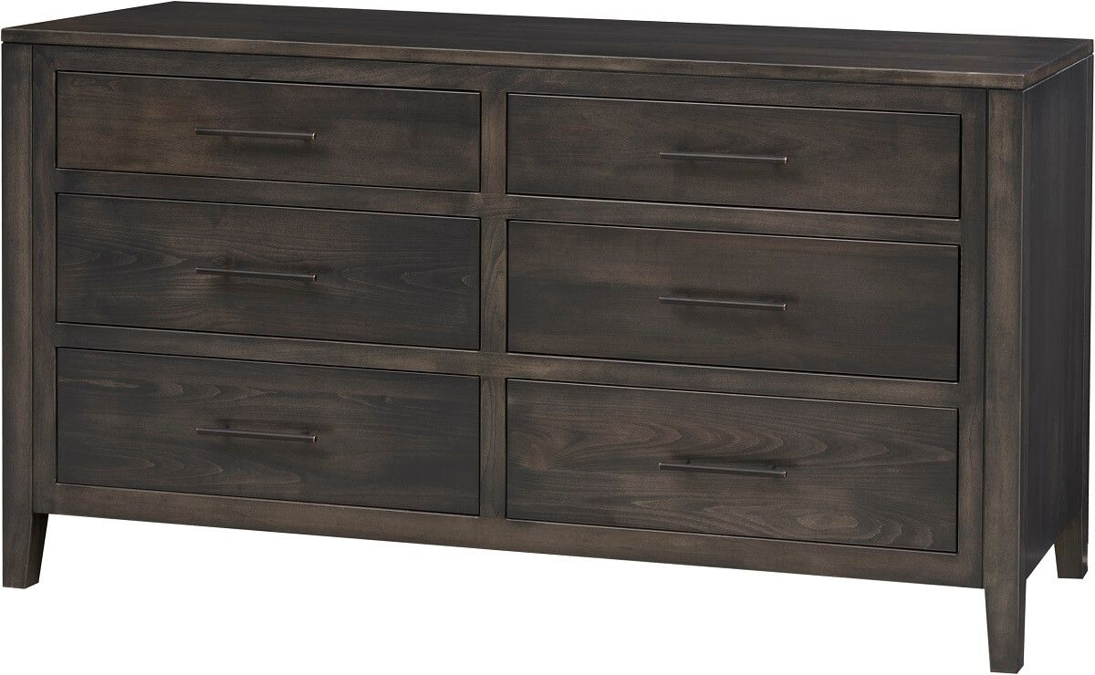 Kuna 6-Drawer Dresser