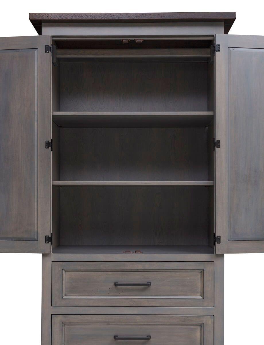 Calabasas Open Armoire