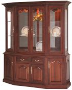 Elko Canted Front Hutch