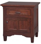 Kearny 1-Door Nightstand
