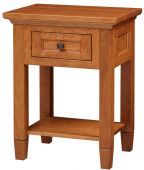 Kearny Open Nightstand