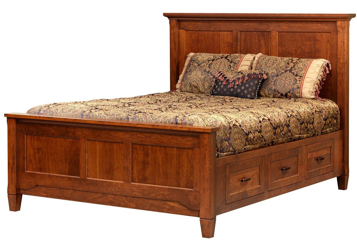Kearny Storage Bed