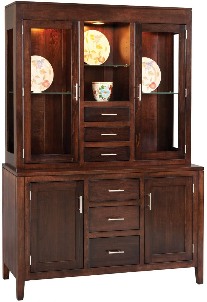 Attirant ... Or Country Style Dining Room. With Plenty Of Space To House Your  Favorite Glassware And Other Trinkets, This Hutch Is Sure To Become A  Family Heirloom.