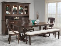 Solid Wood Dining Room Sets - Countryside Amish Furniture