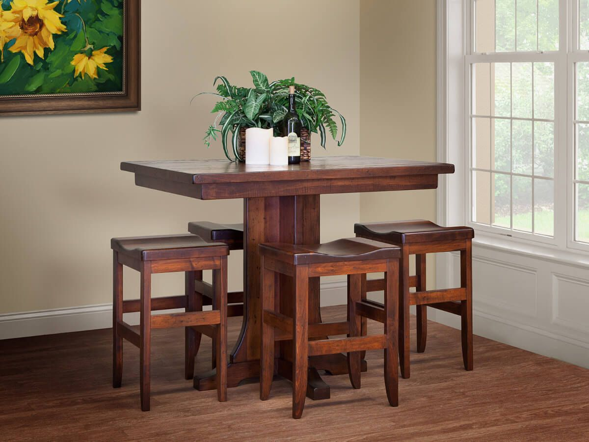 Lawton Gathering Height Dining Set