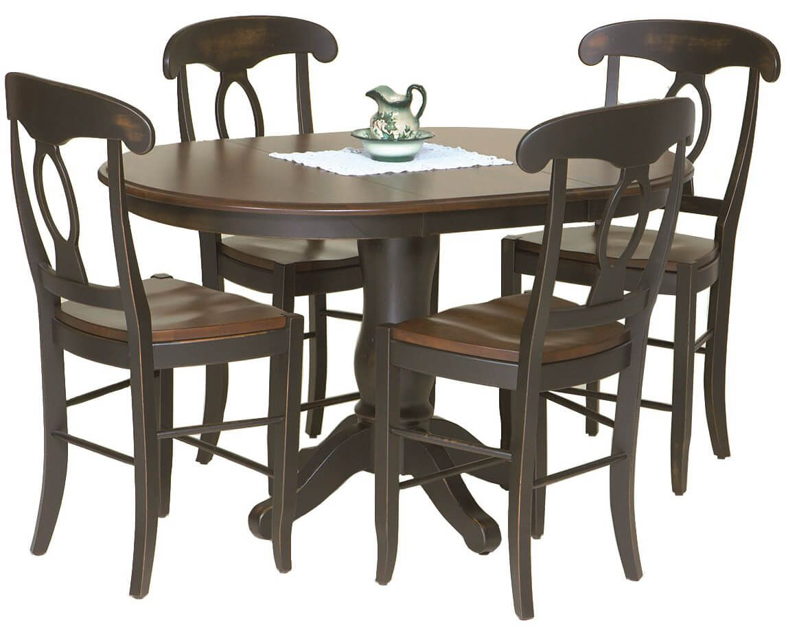 Shown with Lenoir Pub Table