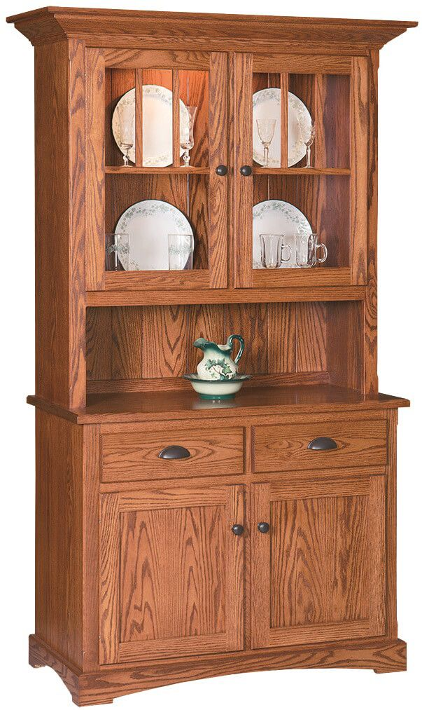 Livonia 2-Door Hutch