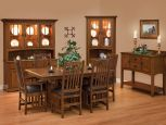 Livonia Mission Dining Set
