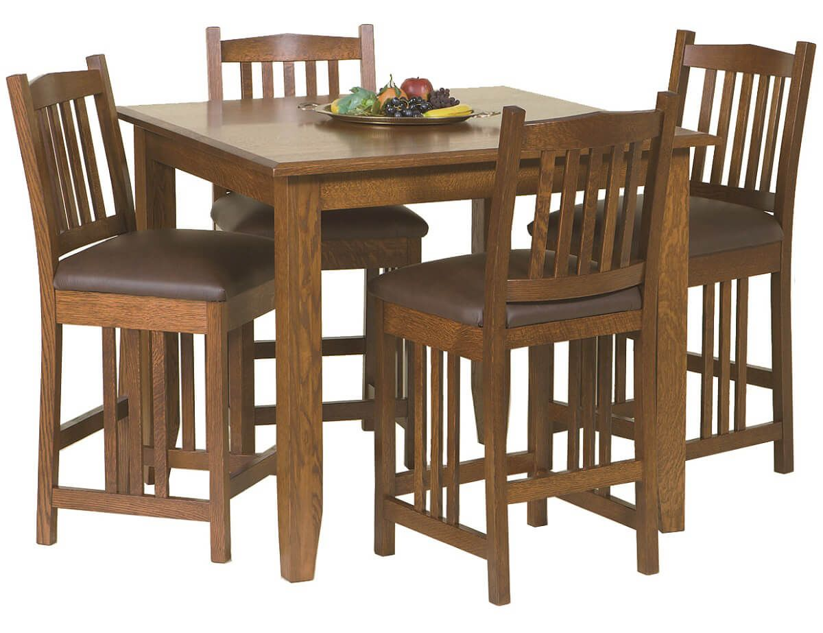 Shown with Carbondale Bar Chairs