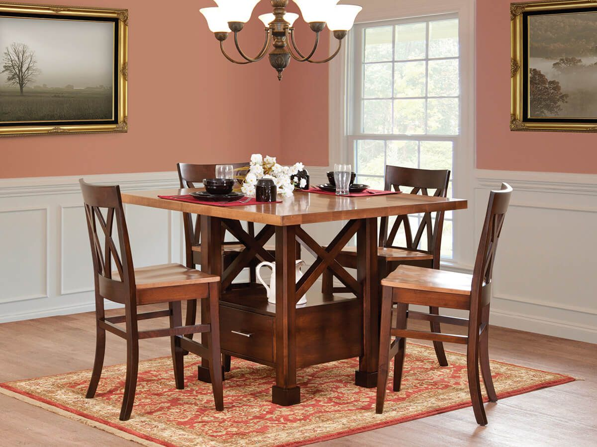 Shown with Slidell Storage Pub Table