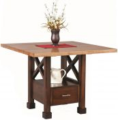 Slidell Storage Pub Table