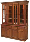 Thurmont 4-Door Hutch