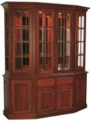Thurmont Canted Front Hutch