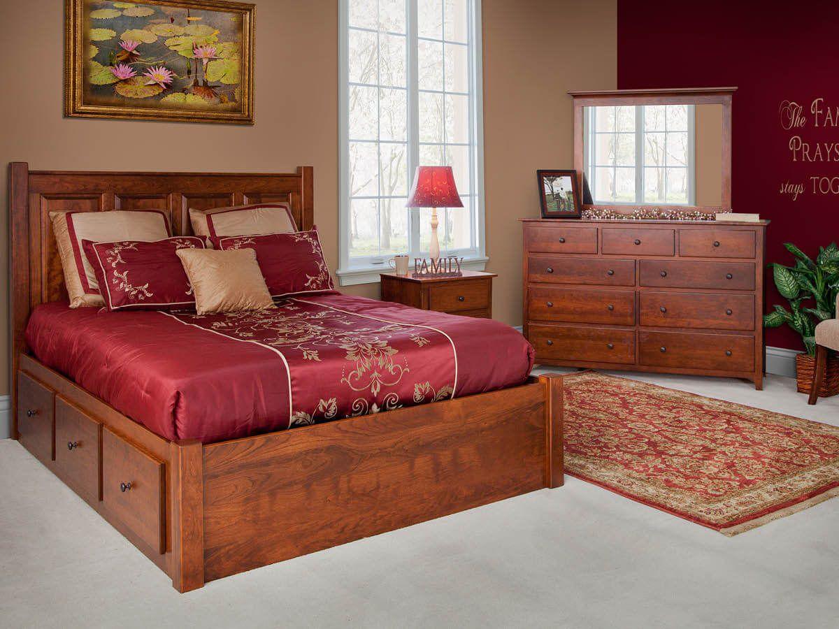 Huntington Bedroom Set
